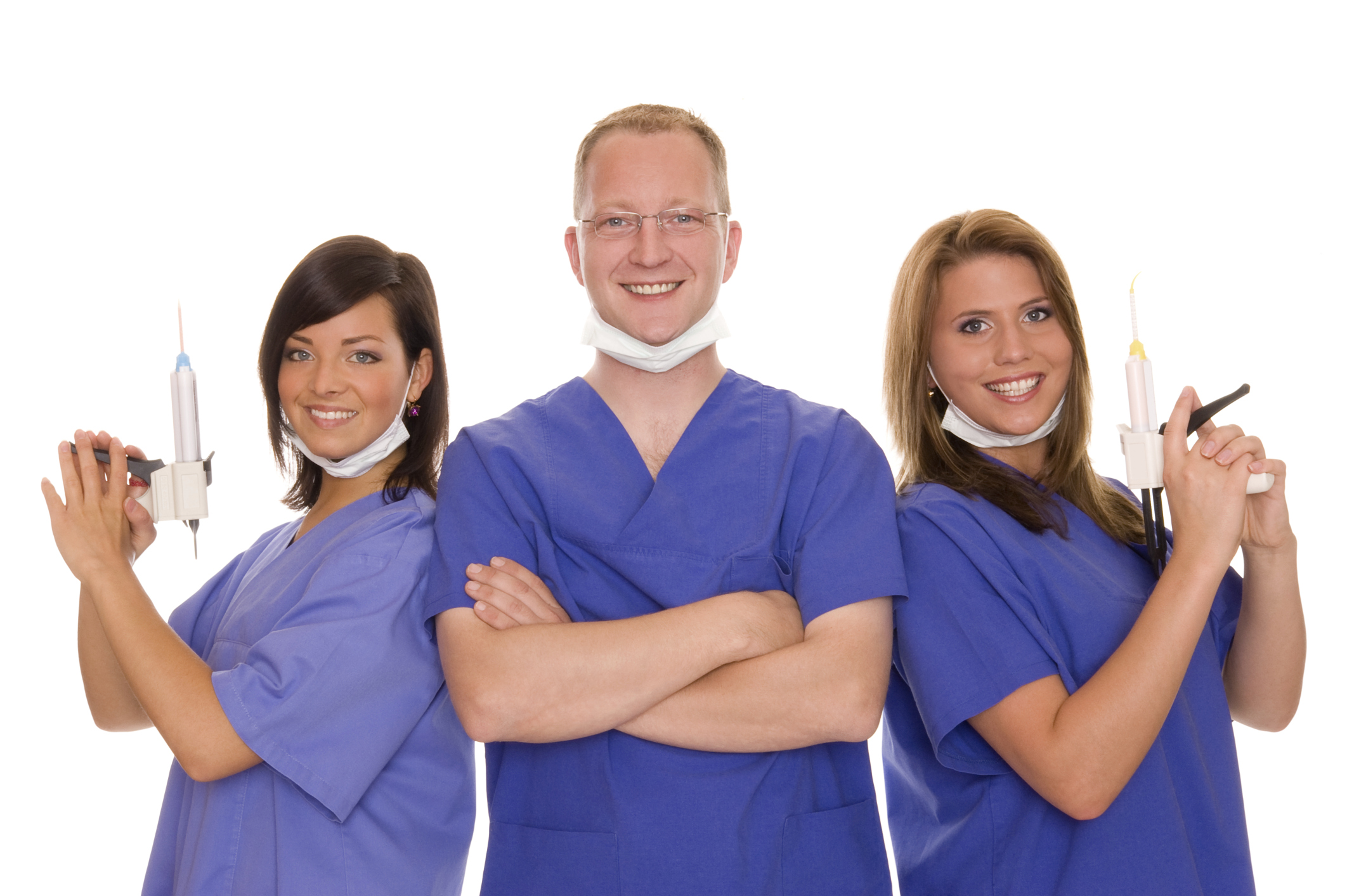 Who Are the People in Your Dental Office? - Bayshore Dentistry